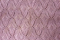 Texture knitted fabric fabrics warm dense Stock Image