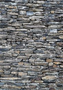 Texture of masonry in the caucasus mountains Stock Images