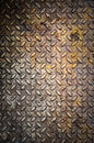 Texture of metal black stell background Royalty Free Stock Images