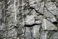 Texture of mountain rock Royalty Free Stock Photography