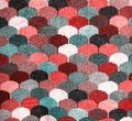 Texture of multicolored fabric Royalty Free Stock Photo