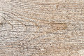 Texture of natural old weathered wooden board with beautiful curves. Close-up. Vintage rustic background Royalty Free Stock Photo