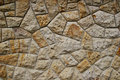 Texture from natural stone wall Royalty Free Stock Images