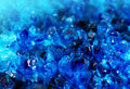 Texture of nature gem close up Royalty Free Stock Images