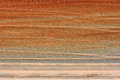 Texture of Navajo Sandstone Royalty Free Stock Photo