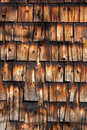Texture of old burnt barn wall Royalty Free Stock Image