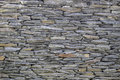 Texture of old stones wall Stock Photography