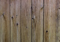 Texture Of An Old Wooden Fence...