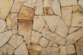 The texture and pattern of rock wall Royalty Free Stock Photo