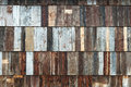 Texture photo of rustic weathered barn wood Royalty Free Stock Photo