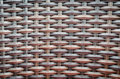 Texture of plastic weave . Royalty Free Stock Photo