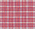 Texture of red and blue seamless pattern Royalty Free Stock Photo