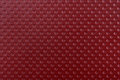 Texture of red leather ready to use for your design Royalty Free Stock Photography