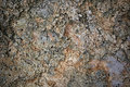 Texture of rock surface Stock Photo