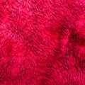 Texture rouge de fourrure Photos libres de droits