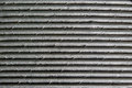 Texture of rubber surface with linear stripe bulge, protruded an Royalty Free Stock Photo