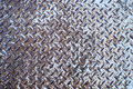 Texture of rustic metal plate the Royalty Free Stock Photos