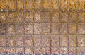 Texture of rusty metal floor plate high resolution available Stock Photo