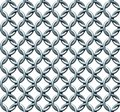 Texture sans joint de Chainmail Images stock