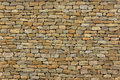 Texture of the stone wall Royalty Free Stock Photo