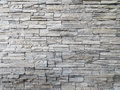 Texture of stones stone wall in a interiors Stock Image