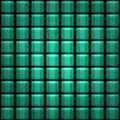 Texture of wall from color bricks Royalty Free Stock Photo