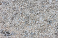 Texture of wet gravel road Royalty Free Stock Photo
