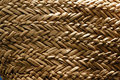 Texture of a wicker basket. Royalty Free Stock Photo