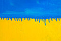 Texture Wood Blue Yellow Background Color