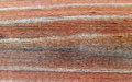 Texture of the wood large wooden board red hue Stock Photo
