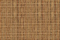 Texture woven mat Royalty Free Stock Photography