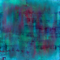 Textured blue urban grunge Royalty Free Stock Photos