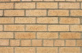 Textured brick wall background abstract of building Royalty Free Stock Images