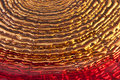 Textured  golden and red glass background Royalty Free Stock Photography