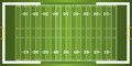 Textured Grass American Football Field Royalty Free Stock Photo