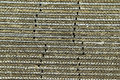 Textured recycled cardboard Royalty Free Stock Photos