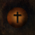 Rugged Cross Graphic Royalty Free Stock Photo