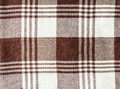 Textured textil brown white striped background of Royalty Free Stock Images