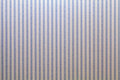 Textured wall paper with traditional blue striped pattern Royalty Free Stock Photo