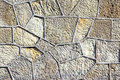 Textures on a concrete wall with geometrical shapes