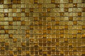 Textures - Shiny Golden Tiles Royalty Free Stock Photo