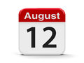 12th August