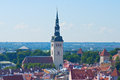 The th century church houses a museum dedicated to church art niguliste st nicola s old town tallinn estonia unesco Royalty Free Stock Images