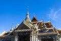 Th grand palace in bangkok thailand Stock Photography