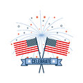 4th of july emblem image