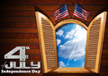 4th of July - Independence Day Royalty Free Stock Photo