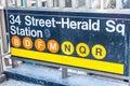34th Street Herald Square Subw...