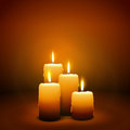 4th Sunday of Advent - Fourth Candle - Candlelight
