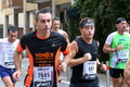 Th venicemarathon the amateur side venice marathon italian maratona di venezia is a marathon road race that has been held each Stock Images