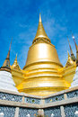 Tha temple of the Emerald Buddha from Thailand